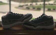 Jordan 11 Low ie Black Cement 919712-006 (Box Slightly Damaged)