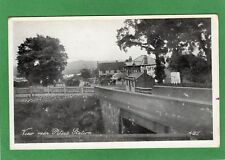 View Nr Pitsea Railway Station Nr Basildon Benfleet pc 1905 Postmark Ref K387