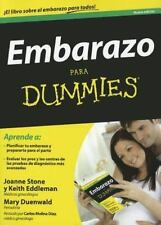 Embarazo para Dummies (For Dummies) (Spanish Edition)-ExLibrary