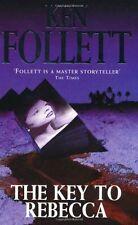 Ken Follett ___ The Key to Rebecca ____ TOUT NOUVEAU ___ Livraison gratuite Ru