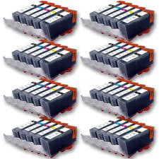 40x Druckerpatronen für CANON Pixma MG5700 MG5750 MG5751 MG5752 MG5753 mit Chip