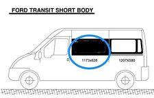Ford Transit Swb Porte Coulissante (Gauche) Intimité Vitre Latérale Kit Complet