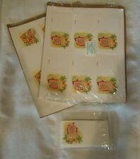 Current Classics Mini Gift Enclosure Cards - Stocking Motif - NEW - VINTAGE