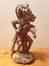 Petite statue de Barong statue balinaise (Bali)