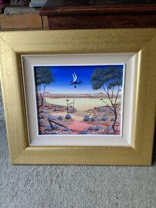 Howard Steer  Original Oil Painting