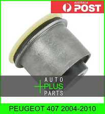 Fits PEUGEOT 407 2004-2010 - Rubber Suspension Bush Front Upper Arm