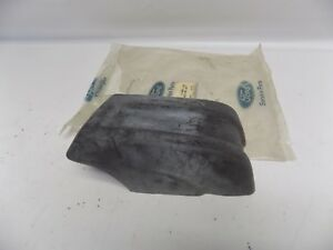 New OEM 1981-1985 Ford Escort Mercury Lynx Front Left Bumper Extension Cover NOS