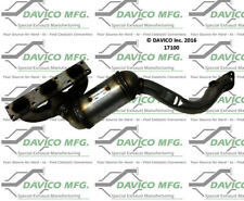 Catalytic Converter-Exact-Fit - Manifold Front Davico Exc CA 17100