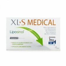 XLS MEDICAL LIPOSINOL 180 COMPRESSE--- PERDITA PESO INTEGRATORE