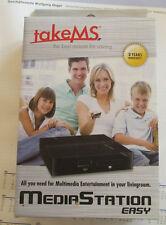 TakeMS Mediastation Easy , CardReader, HDMI, USB Fernbedienung *NEU*