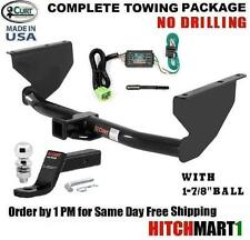 """FITS 1999-2004 JEEP GRAND CHEROKEE CLASS 3  TRAILER HITCH PACKAGE w/ 1 7/8"""" BALL"""