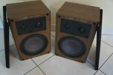 GRUNDIG HiFi BOX 8000 Professional Speakers 3Way 100 Watts