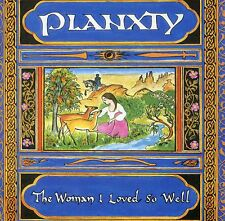 Planxty - The Woman I Loved So Well - Little Musgrave -CD Christy Moore