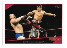 2009 Topps WWE Evan Bourne