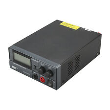 QJE-PS30SWIV Switching Power Supply 13.8V/30A LCD Meters 9-15 Volts Adjustable