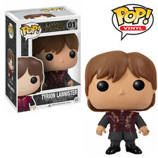 Tyrion Lannister Game of Thrones Official Funko Pop Vinyl Figure Collectables