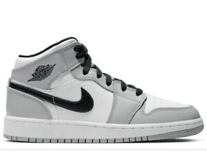 Nike jordan 1 mid 38 Grau