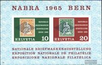 Schweiz Block20 (kompl.Ausgabe) gestempelt 1965 NABRA