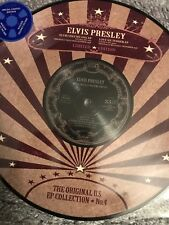"ELVIS PRESLEY - US  EP Collection 4 - 10"" Picture Disc  Vinyl - Brand New"