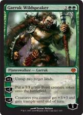MRM ENGLISH Garruk Languebestion - Garruk Wildspeaker MTG magic D&D Garruk