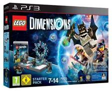 Lego Dimensions Starter Pack Ps3 Game