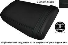 BLACK VINYL CUSTOM FOR HONDA CBR 600 RR3 RR4 03-04 REAR SEAT COVER ONLY