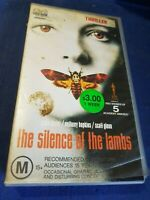 The Silence of the Lambs - VHS
