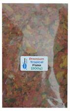 Premium Tropical Flake Aquarium Fish Food [200g]