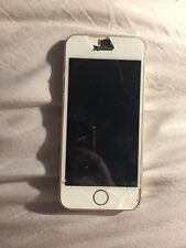Apple iPhone 5 - 16GB (Unlocked) - screen and camera broken (working very well)