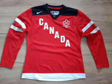 CANADA team! hockey shirt trikot maglia jersey kit camiseta! 5/6 ! L - women#