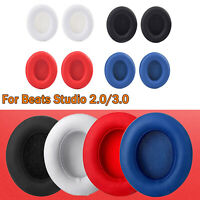 2PC almohadillas almohadillas para auriculares inalámbricos Beats Studio 2.0/3.0
