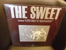 The Sweet Self TItled S/T LP 1973 Bell Records VG+