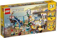 LEGO 3 in 1 Creator 31084 - Montagne Russe Dei Pirati NUOVO