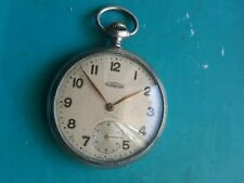 Aureole pocket watch swiss 15 Jewels very good working