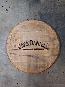 Branded Jack Daniels Barrel Head