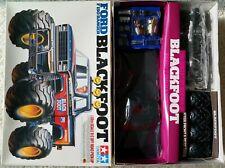 TAMIYA Ford F-150 Ranger BLACKFOOT #58058 VINTAGE RC 1/10  - Original 1986  NIB