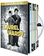 Laurel & Hardy: The Essential Collection (DVD, 2011, 10-Disc Set)