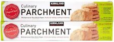 Kirkland Signature Non Stick Parchment Paper 205 sq ft (Twin Pack)