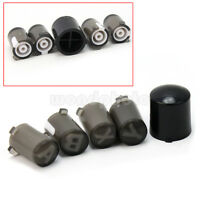 Black ABXY A B X Y + Guide Button Set For Xbox 360 Controller