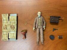Hasbro Indiana Jones Last Crusade Dr. Henry Jones 100% Complete and Mint Htf Hot