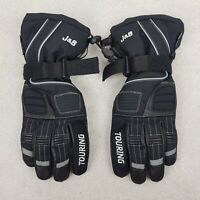 J&S Touring Motorcycle Gloves | Mens | Medium | Black | Water Proof