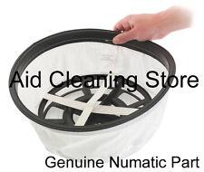 "Numatic Commercial Hoover Vacuum Cloth Filter 14"""