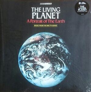 Elizabeth Parker The Living Planet LP Silva Screen coloured vinyl reissue