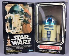 KENNER -ARTOO-DETOO R2-D2- 1978 STAR WARS LARGE SIZE ACTION FIGURE TOY 38630 BOX