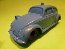 VINYL 13 VW VOLKSWAGEN KAFER POLICE - BLUE 1:43 - GOOD CONDITION ( NO TOMTE 1)