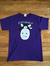 Vintage worn Dinosaur jr The wagon / Cow Purple shirt Small Gildan Ultra Blend
