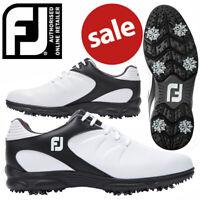 FootJoy ARC XT Men's Golf Shoes White/Black - NEW! 2019 *REDUCED*