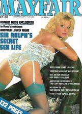 Mayfair Magazine Volume 23 Number 1 - Karen Britton - Jo Peace