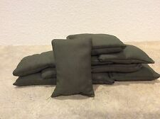 GI Joe Firebase Ryan 1/6th Custom 20 Olive Sandbags Filled W/ Real Sand Mint New