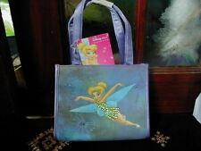 Disney Store Tinkerbell Lilac Sequins Small  Handbag BRAND NEW RARE